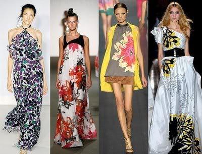 Letní šaty: Inspirace na prázdniny a dovolenou