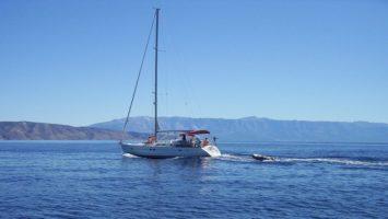 FOTO: Plavba na lodi
