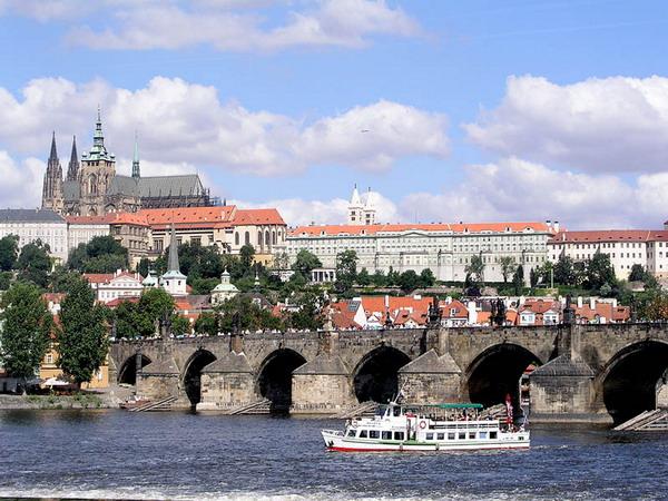 FOTO: Pražský hrad
