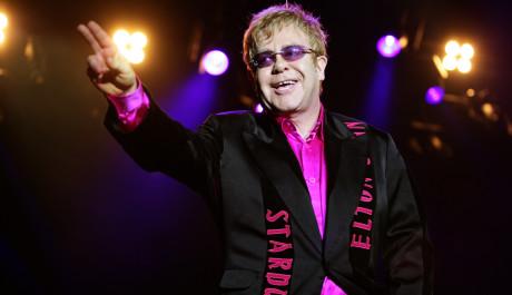 Elton John, Zdroj: O2 arena