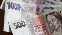 České bankovky, Foto: Tomáš Lénárd, Topzine.cz