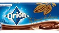 OBR: Čokoláda ORION TaJemná kakaová