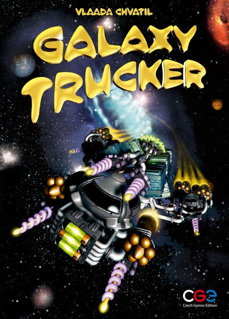 galaxy Trucker - krabice