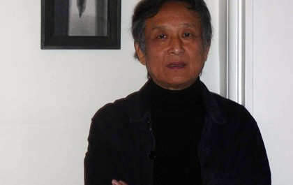 Čínský spisovatel Gao Xinjian
