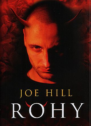 obálka Joe Hill: Rohy