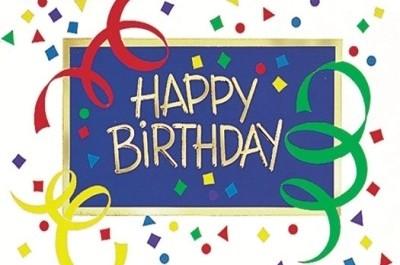 Pohlednice k narozeninám, Zdroj: pictures.com