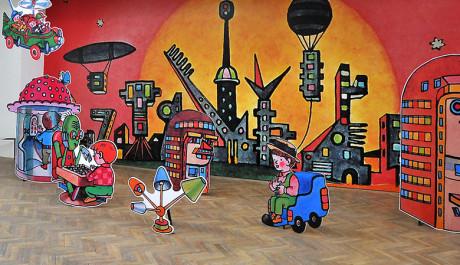 Zdroj: Dům umění města Brna, Foto: Michaela Dvořáková