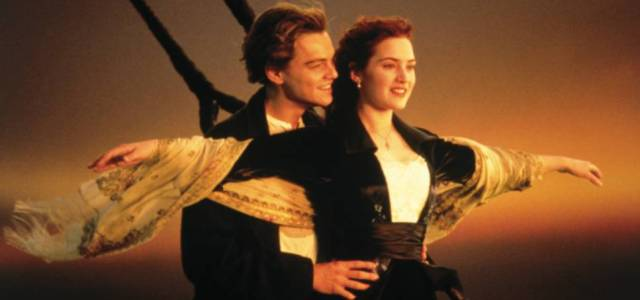 Leonardo DiCaprio a Kate Winslet