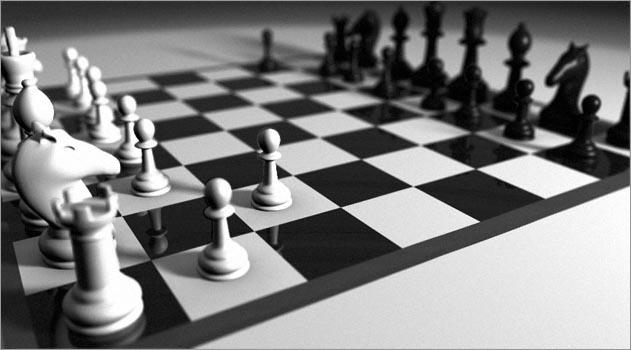 FOTO: Šachy