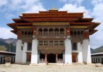 FOTO: Budhistický chrám