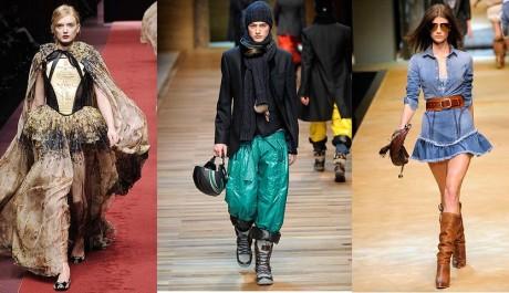 FOTO: Modely značky D&G