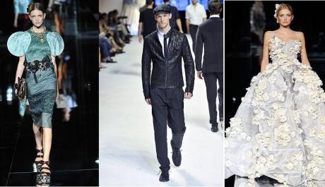 FOTO: Dolce&Gabbanna modely pro muže a ženy
