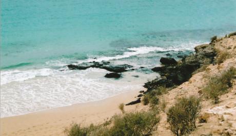 FOTO: Krásná a upravená pláž