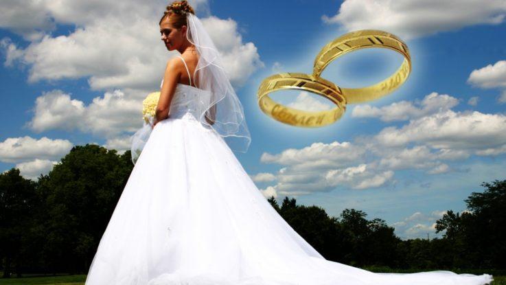 KOLÁŽ: Svatba