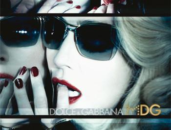 FOTO: Maddona pro MDG