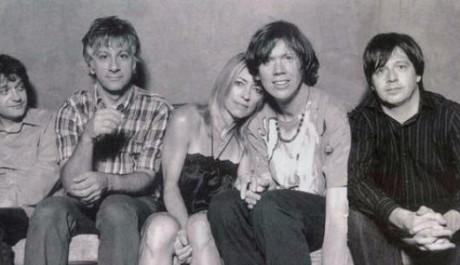 Sonic Youth, Zdroj: oficiální myspace, Foto: Richard Kern