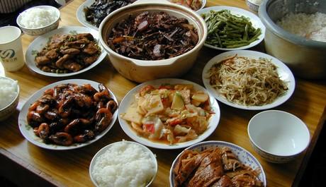 Čínská kuchyně je oblíbená po celém světě.