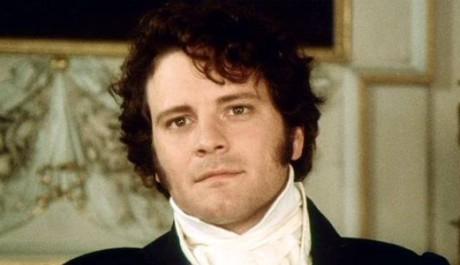 Colin Firth jako pan Darcy v seriálu Pýcha a předsudek, Zdroj: distributor seriálu