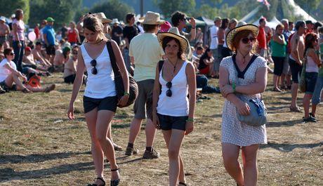 FOTO: Atmosféra na festivalu Sázavafest 2009