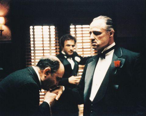 Film Kmotr hlášky z filmu