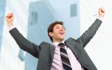 FOTO: Úspěšný muž