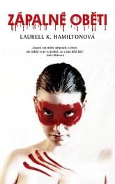 Obálka knihy Zápalné oběti