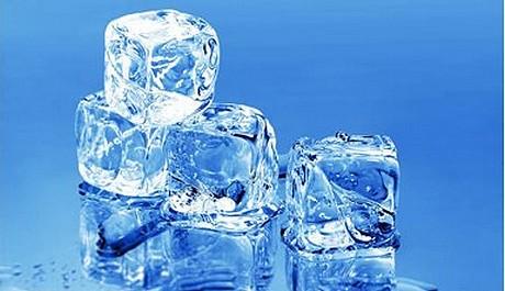 FOTO: Ledové osvěžení