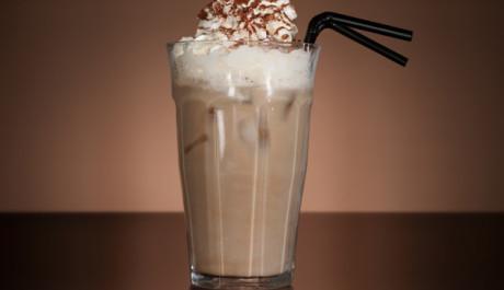 FOTO: Ledová káva