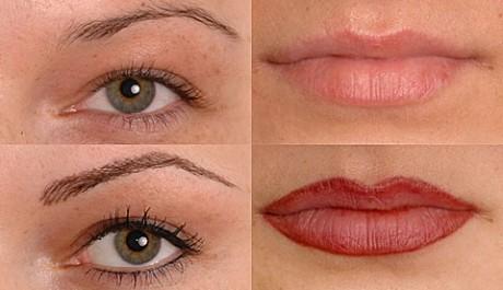 FOTO: Permanentní make-up