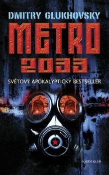 Metro 2033 přebal
