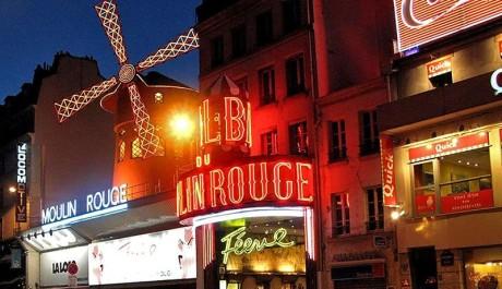 FOTO: Moulin Rouge