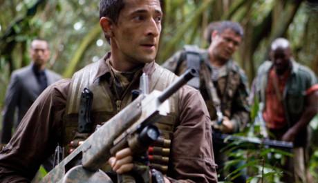FOTO: Adrien Brody ve filmu Predátoři