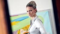 FOTO: Vladivojna La Chia ve svém ateliéru