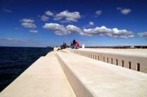 FOTO: Mořské varhany v Zadaru