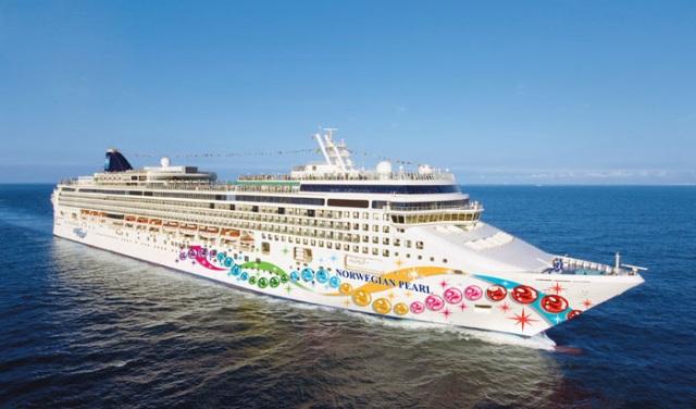 FOTO: Loď společnosti Norwegian Cruise Line