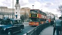 FOTO: Doprava v Londýně