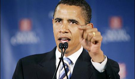 Barack Obama, Zdroj: majordojo.com