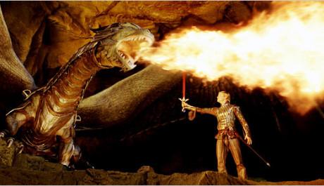 Eragon a jeho dračice jdou do války proti králi. Zdroj: distributor filmu