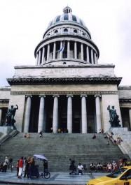 FOTO: kubánský Capitol