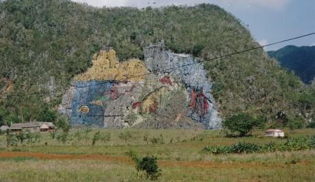 FOTO: Mural de la prehistórico