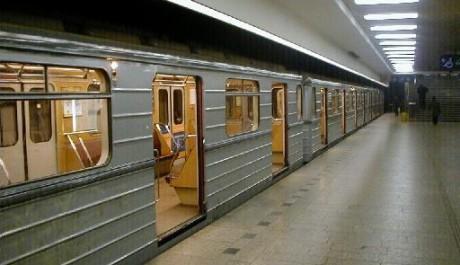 FOTO: pražské metro