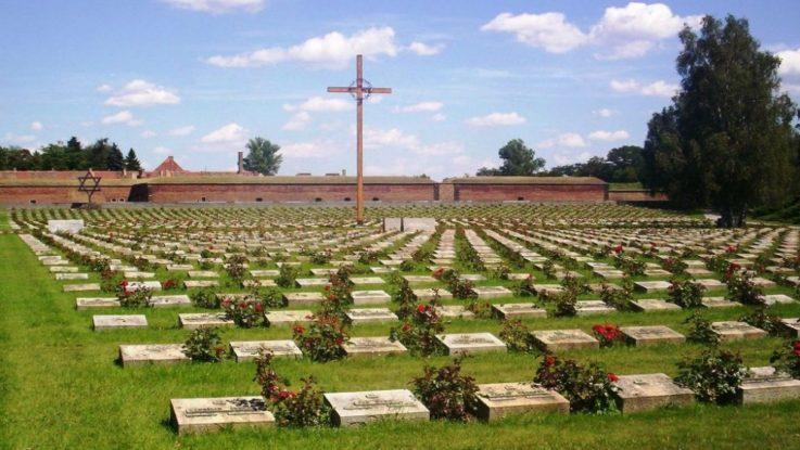 FOTO: Památník Terezín
