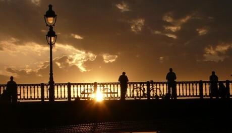 FOTO: Noční Paříž