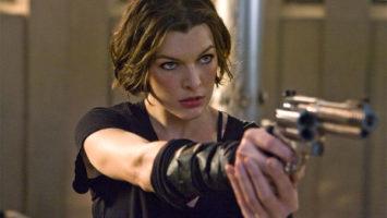 FOTO:Milla Jovovich v Resident Evil:Afterlife