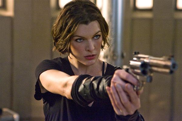 FOTO:Milla Jovovich v Resident Evil: Afterlife