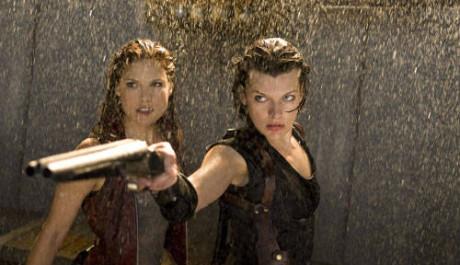 FOTO:scéna z Resident Evil:Afterlife