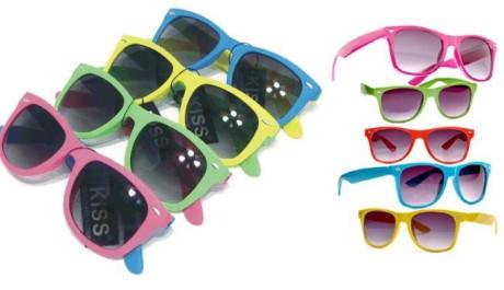 FOTO: Sluneční brýle - Wayfarerky