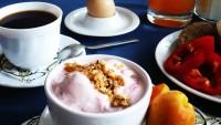 FOTO: Snídaně