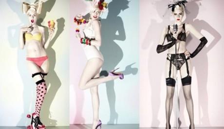 FOTO: Spodní prádlo od Chantal Thomass