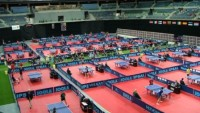 FOTO: Stolní tenis turnaj